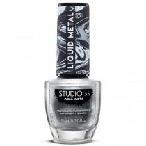 Esmalte Studio 35 #EstrelaCintilante Coleção Liquid Metal