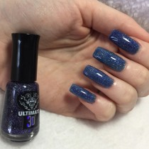 Esmalte Top Beauty Expression of Night Ultimate 3D