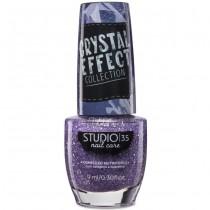 Esmalte Studio 35 #FeitiçoParaoCrush Coleção Crystal Effect
