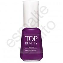 Esmalte Top Beauty Field of Violet Coleção Criative 9ml