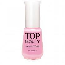 Esmalte Top Beauty Frescurite Cremoso 9ml