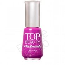Esmalte Top Beauty Gostosa Cremoso 9ml
