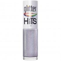 Esmalte Hits Hércules Glitter Holográfico