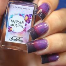 Esmalte Vanessa Molina I'm a Butterfly Tri Térmico Coleção O Encanto das Borboletas 5free