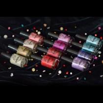 Coleção Jewels on Your Nails Esmaltes Penélope Luz – 12 cores
