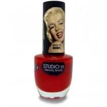 Esmalte Studio 35 #LabiosCarnudos Coleção Marilyn Monroe
