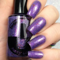Esmalte Patty Lopes Last Purple Unicorn Coleção Fairies & Unicorns 5free