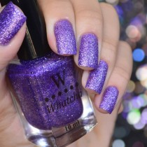 Esmalte Whatcha Lavender Texturizado