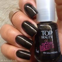 Esmalte Top Beauty Liberte-se dos seus Medos