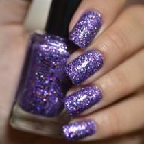 Esmalte Whatcha Lilac Glitter