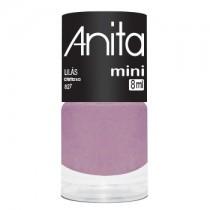 Esmalte Anita Mini Lilás Cremoso