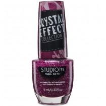 Esmalte Studio 35 #LindoqueDói Coleção Crystal Effect