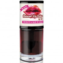 Batom Líquido Lip Tint Top Beauty Cor 03 Vermelho Médio