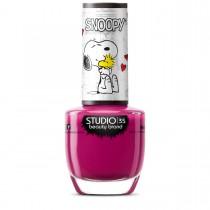Esmalte Studio 35 #LoveWoodstock Coleção Snoopy
