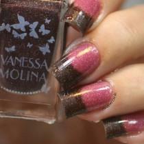 Esmalte Vanessa Molina Luxury Coat Térmico 5free