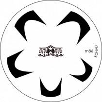 Placa para Carimbo Konad M86