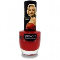 Esmalte Studio 35 #MarilynEmponderada Coleção Marilyn Monroe