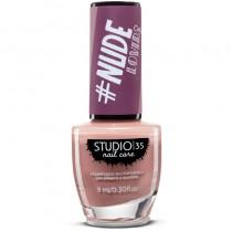 Esmalte Studio 35 #Meiguinha Coleção #NudeLovers