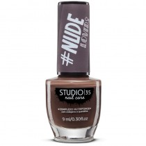 Esmalte Studio 35 #Mocaccino Coleção #NudeLovers