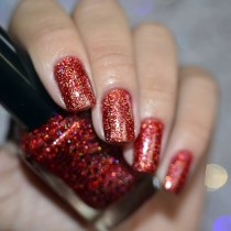 Esmalte Whatcha Moussaieff Red Flakies