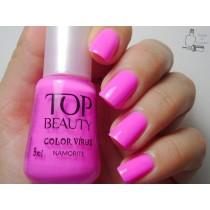 Esmalte Top Beauty Namorite Cremoso 9ml