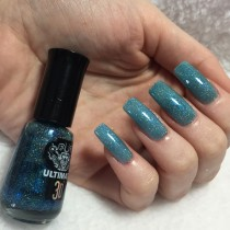 Esmalte Top Beauty Neverland Ultimate 3D