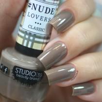 Esmalte Studio 35 #NudeElegante Coleção #NudeLoversClassic