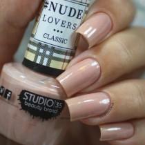 Esmalte Studio 35 #NudeNoiva Coleção #NudeLoversClassic