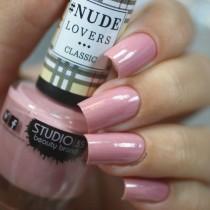 Esmalte Studio 35 #NudePorcelana Coleção #NudeLoversClassic