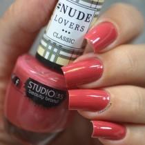 Esmalte Studio 35 #NudeTentador Coleção #NudeLoversClassic