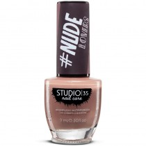Esmalte Studio 35 #NudeChic Coleção #NudeLovers