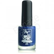 Esmalte Miss Chic Nuvem Azul Cremoso