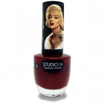 Esmalte Studio 35 #OpecadoMoraAoLado Coleção Marilyn Monroe