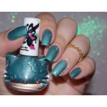 Esmalte By Vanessa Molina Cat Holo Bright Ocean