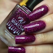 Esmalte Whatcha Ornaments Coleção The Christmas Magic 5free