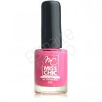Esmalte Miss Chic Outubro Rosa Cremoso