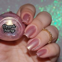 Esmalte By Vanessa Molina Cat Fairy Prisme Peach