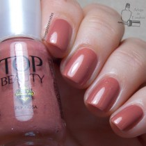 Esmalte Top Beauty Perigosa Cintilante