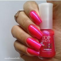 Esmalte Top Beauty Picolé de Pitaya Coleção Na Onda do Verão