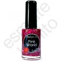 Esmalte Penélope Luz Pink World