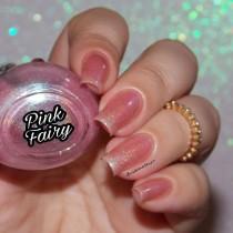 Esmalte By Vanessa Molina Cat Fairy Prisme Pink