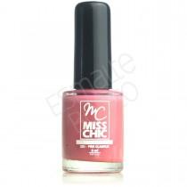Esmalte Miss Chic Pink Glamour Cremoso