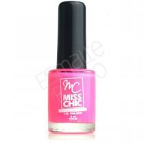 Esmalte Miss Chic Pink Neon