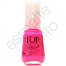 Esmalte Top Beauty Playing With Letícia Cremoso 9ml