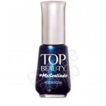 Esmalte Top Beauty Poderosa Cintilante 9ml