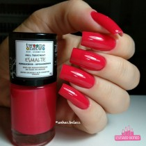 Esmalte Two One One Two Poppy Red Hipoalergênico