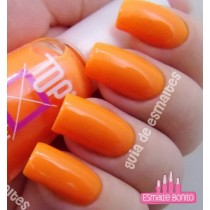 Esmalte Top Beauty Pumpkin Coleção Criative 9ml