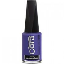 Esmalte Cora Purple 4 Cremoso