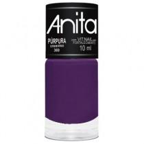 Esmalte Anita Púrpura Cremoso