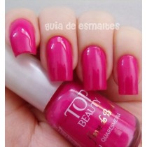 Esmalte Top Beauty Quaresmeira Cremoso 9ml